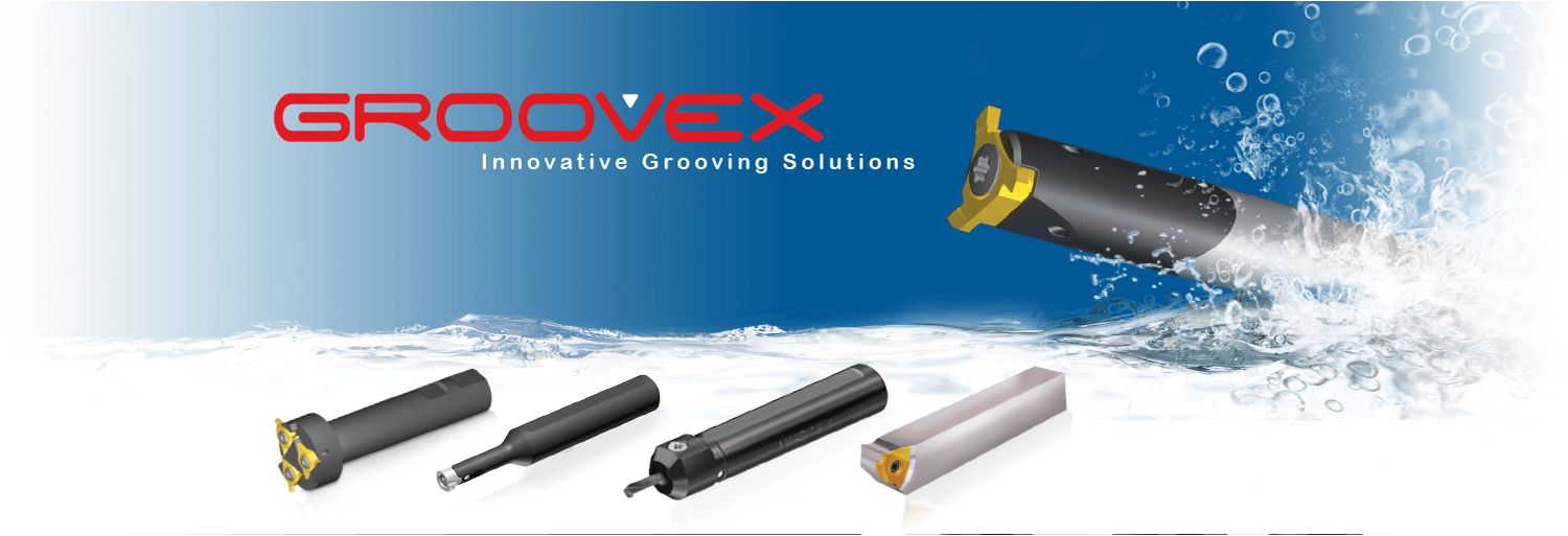 Groovex - Innovative Grooving Solutions