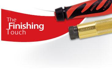 SHAVIV HANDLE RED CLASSIC FOR ALL SHAVIV BLADE HOLDERS NEW